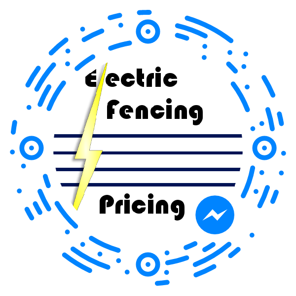 Electric Fencing Pricing on Facebook Messenger